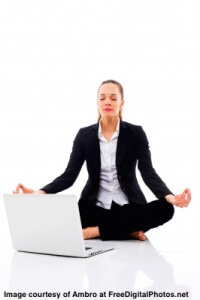 freedigitalphotos_laptop yoga woman